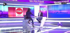 Audrey Pulvar dans 18h Politique - 29/05/16 - 02