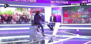 Audrey Pulvar dans 18h Politique - 29/05/16 - 03