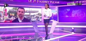Audrey Pulvar dans le JT - 24/05/16 - 02