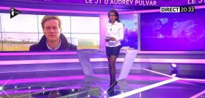 Audrey Pulvar dans le JT - 24/05/16 - 03