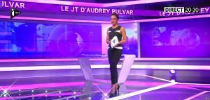 Audrey Pulvar dans le JT - 25/05/16 - 01