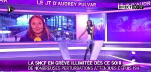 Audrey Pulvar dans le JT - 31/05/16 - 01