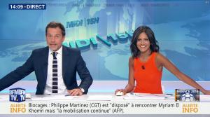 Aurélie Casse dans Midi 15h - 10/06/16 - 04