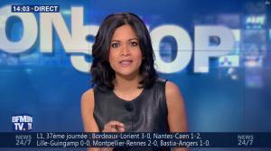 Aurélie Casse dans Non Stop - 08/05/16 - 07
