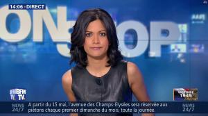 Aurélie Casse dans Non Stop - 08/05/16 - 10