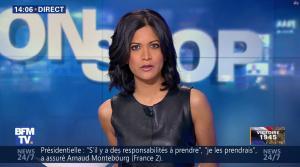 Aurélie Casse dans Non Stop - 08/05/16 - 12
