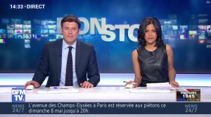 Aurélie Casse dans Non Stop - 08/05/16 - 13