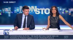 Aurélie Casse dans Non Stop - 08/05/16 - 14