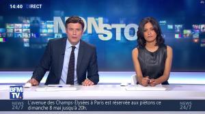 Aurélie Casse dans Non Stop - 08/05/16 - 15