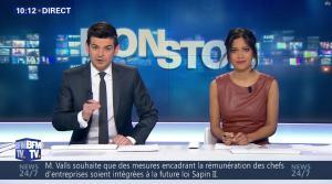 Aurélie Casse dans Non Stop - 21/05/16 - 06