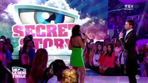 Ayem Nour dans Secret Story - 06/11/15 - 05