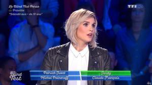 Camille Lou dans le Grand Blind Test - 28/11/15 - 11