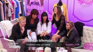 Candidate dans les Reines du Shopping - 05/04/16 - 02