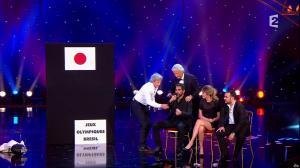 Caroline Ithurbide dans le Plus Grand Cabaret du Monde - 04/06/16 - 12