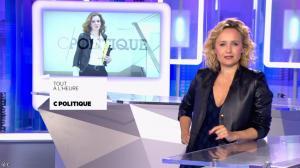 Caroline Roux dans Bande Annonce de C Politique - 29/05/16 - 03