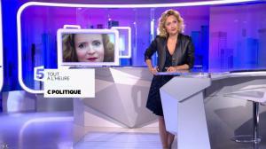 Caroline Roux dans une Bande-Annonce de C Politique - 29/05/16 - 04