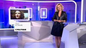 Caroline Roux dans Bande Annonce de C Politique - 29/05/16 - 06