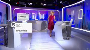 Caroline Roux dans C Politique - 03/04/16 - 01