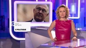 Caroline Roux dans C Politique - 03/04/16 - 04