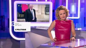 Caroline Roux dans C Politique - 03/04/16 - 06