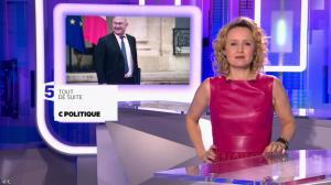 Caroline Roux dans C Politique - 03/04/16 - 07