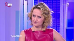 Caroline Roux dans C Politique - 03/04/16 - 11