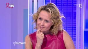 Caroline Roux dans C Politique - 03/04/16 - 13