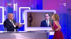 Caroline Roux dans C Politique - 03/04/16 - 14