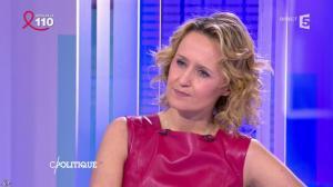 Caroline Roux dans C Politique - 03/04/16 - 15