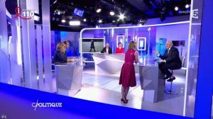 Caroline Roux dans C Politique - 03/04/16 - 17