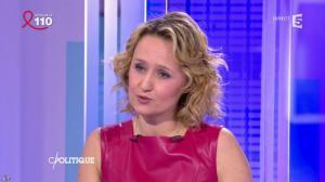 Caroline Roux dans C Politique - 03/04/16 - 19