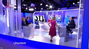Caroline Roux dans C Politique - 03/04/16 - 20