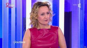 Caroline Roux dans C Politique - 03/04/16 - 25