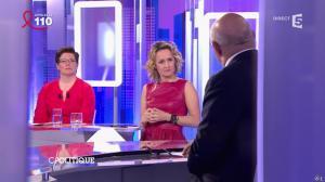 Caroline Roux dans C Politique - 03/04/16 - 27