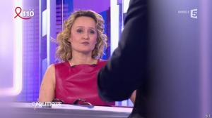 Caroline Roux dans C Politique - 03/04/16 - 28