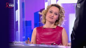 Caroline Roux dans C Politique - 03/04/16 - 31