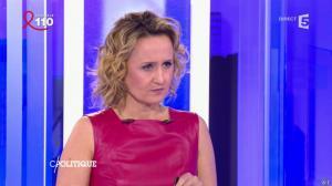 Caroline Roux dans C Politique - 03/04/16 - 32
