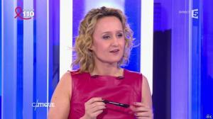 Caroline Roux dans C Politique - 03/04/16 - 33
