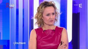 Caroline Roux dans C Politique - 03/04/16 - 36