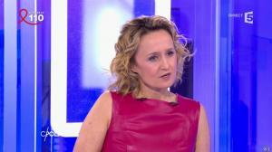 Caroline Roux dans C Politique - 03/04/16 - 39