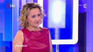Caroline Roux dans C Politique - 03/04/16 - 40