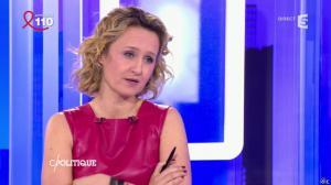 Caroline Roux dans C Politique - 03/04/16 - 41