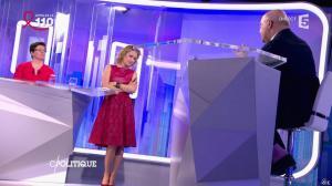 Caroline Roux dans C Politique - 03/04/16 - 42