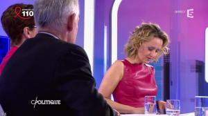 Caroline Roux dans C Politique - 03/04/16 - 43