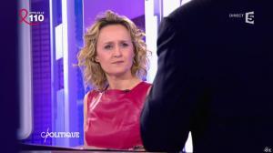 Caroline Roux dans C Politique - 03/04/16 - 44