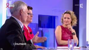 Caroline Roux dans C Politique - 03/04/16 - 45