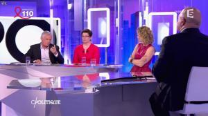 Caroline Roux dans C Politique - 03/04/16 - 46