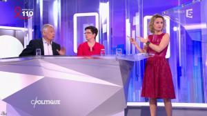 Caroline Roux dans C Politique - 03/04/16 - 47