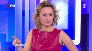Caroline Roux dans C Politique - 03/04/16 - 49