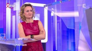 Caroline Roux dans C Politique - 03/04/16 - 52